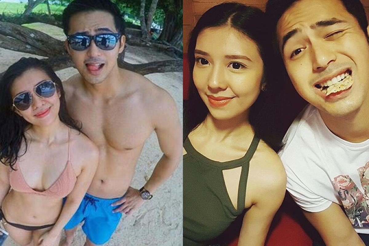 17 sweet photos of Enzo Pineda with the love of his life