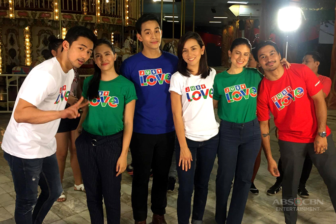 ABS-CBN Christmas SID 2017 PHOTOS: Just Love Ngayong Christmas with Pusong Ligaw stars