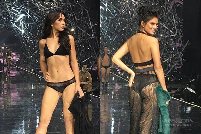 Pusong Ligaw stars at the 'Under The Stars' fashion show