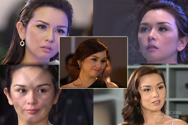 Beauty Gonzalez's dramatic transformation from Tessa to Teri on Pusong Ligaw