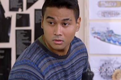 Caloy, nailang sa kasuotan ng kaibigang si Marga