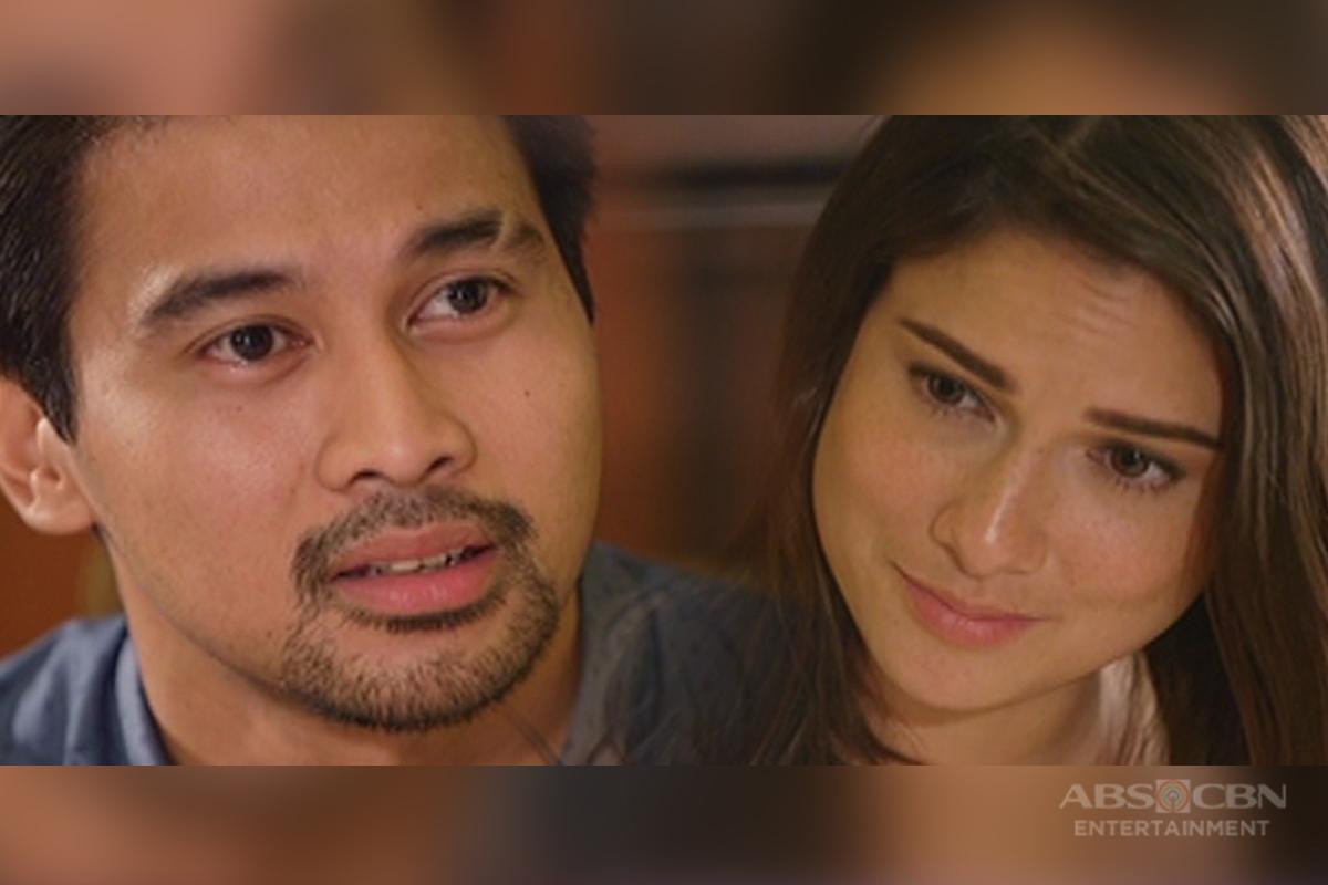 Marga, ibinalita na kay Caloy ang kanyang pagbubuntis