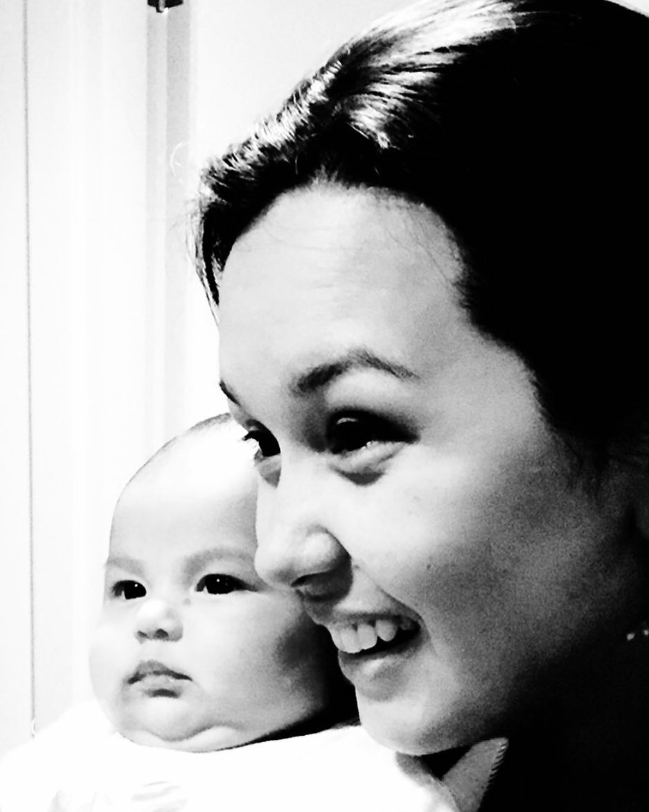 We compiled 33 precious moments of Beauty and her daughter Olivia