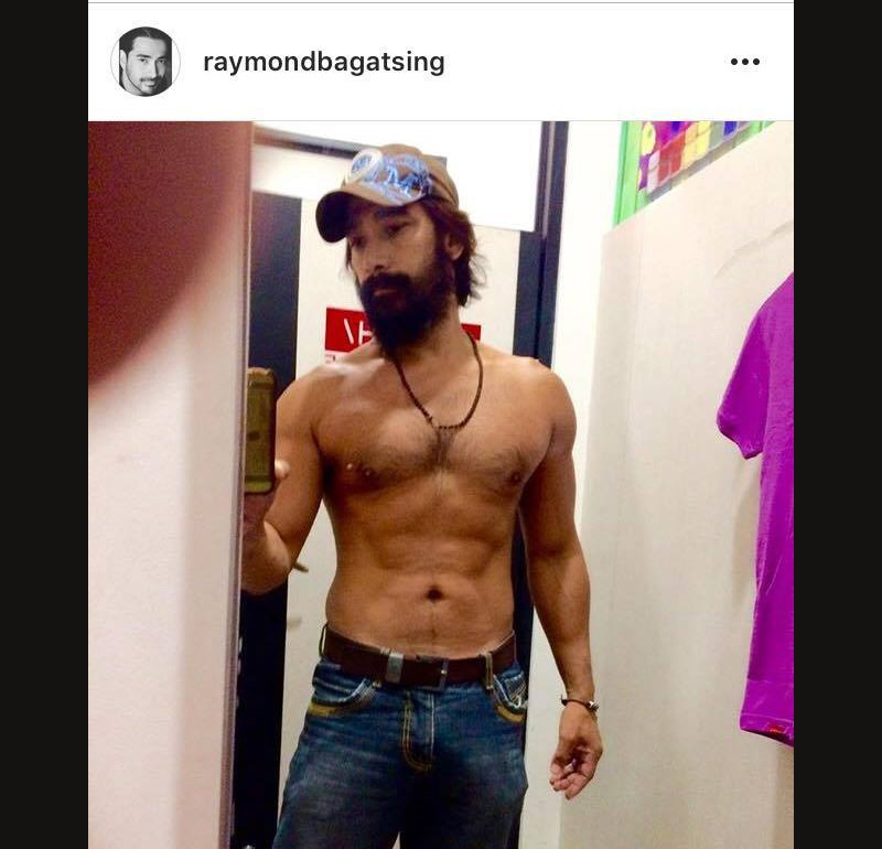WOW! 22 photos of Raymond Bagatsing that prove you can still have ABS in your 50s!
