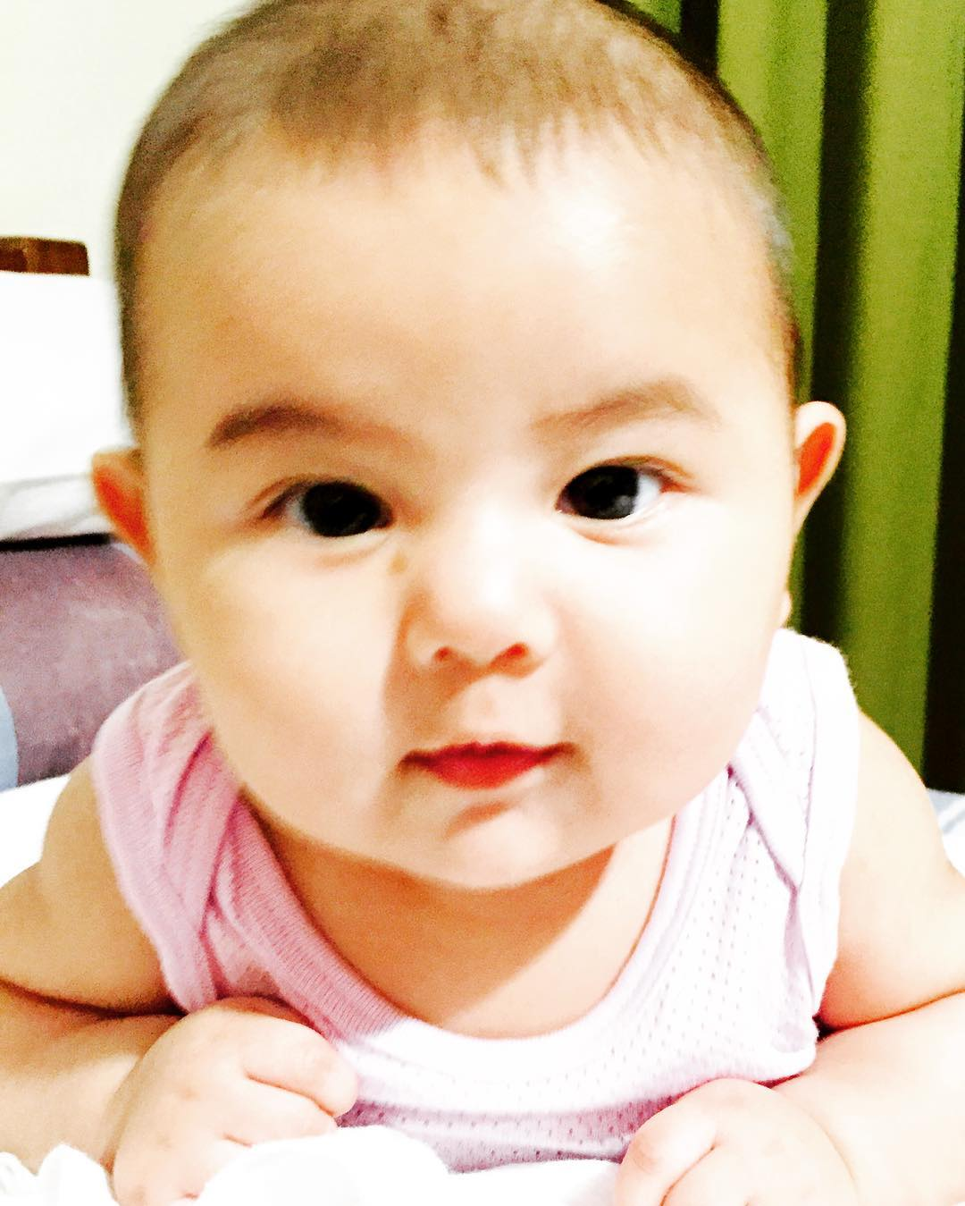45 times Beauty Gonzalez' Baby Olivia was too adorable for words