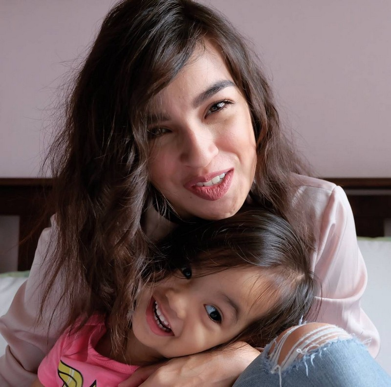LOOK: 26 precious moments of Helga Krapf with her little girl Amelie