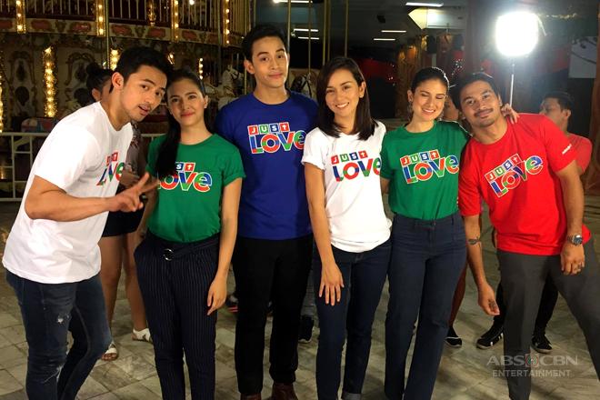 ABS-CBN Christmas SID 2017 PHOTOS: Just Love Ngayong Christmas with Pusong Ligaw stars
