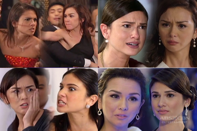 7 most epic catfights of Tessa and Marga on Pusong Ligaw